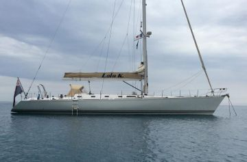 VR Yachts Vallicelli 65 Sail Boat For Sale