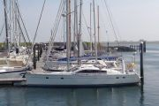 Wauquiez 47 Pilot Saloon Sail Boat For Sale