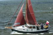 Haber 660 Sail Boat For Sale